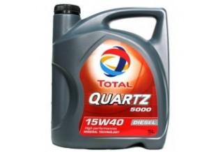 Total Quartz 5000 Diesel 15W-40